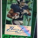 BRANDON JACOBS GAINTS 2005 BOWMAN'S BEST RC AUTO