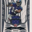 RAMSES BARDEN GIANTS 2009 BOWMAN STERLING RC JERSEY
