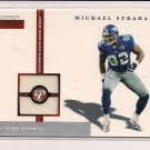 MICHAEL STRAHAN GIANTS 2005 PRISTINE PERSONAL PIECES JERSEY