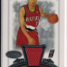 BRANDON ROY BLAZERS 2007 BOWMAN STERLING RC JERSEY