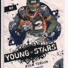RYAN TORAIN BRONCOS 2009 SCORE YOUNG STARS