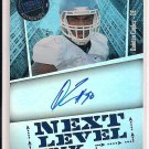 QUINTON COPLES TARHEELS 2012 PRESSPAS NEXT LEVEL INK AUTO #'D 44/50!