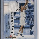 TRACY MCGRADY MAGIC 2001-02 FLEER MAXIMUM JERSEY CARD
