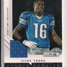 TITUS YOUNG LIONS 2011 R&S STUDIO ROOKIES JERSEY