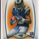 CHRIS GIVENS RAMS 2012 TOPPS PLATINUM RC ORANGE REFRACTOR
