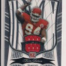 TYSON JACKSON CHIEFS 2009 BOWMAN STERLING RC JERSEY