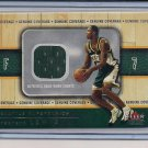 RASHARD LEWIS SONICS 2002-03 FLEER GENUINE SHORTS CARD