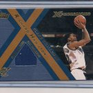 RICHARD HAMILTON WIZARDS 2001-02 TOPPS XPECTATIONS WARM-UP