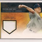 JONATHAN PAPELBON RED SOX 2012 TOPPS GOLDEN MOMENTS RELIC