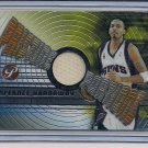 ANFERNEE HARDAWAY SUNS 2002-03 TOPPS PRISTINE PORTIONS SHORT