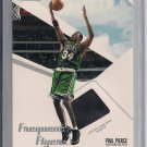 PAUL PIERCE CELTCS 2002-03 STADIUM CLUB WARM UP