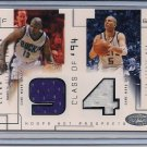 ROBINSON/KIDD 2002-03 FLEER CLASS OF 94 DUAL JERSEY CARD