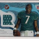 BYRON LEFTWICH JAGUARS 2003 TOPPS PRISTINE ROOKIE JERSEY