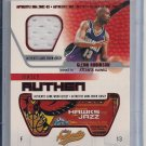 GLENN ROBINSON HAWKS 2002-03 FLEER AUTHENTIX JERSEY