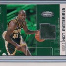 GARY PAYTON SONICS 2002-03 FLEER HOOPS HOT MATERIALS JSY