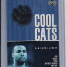 RON MERCER BULLS 2002 COOL CATS JERSEY