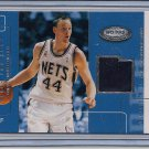 KEITH VAN HORN 2002-03 HOOPS HOT MATERIALS WARM UP