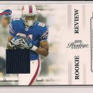 JAMES HARDY BILLS 2009 PRESTIGE ROOKIE REVIEW JERSEY