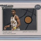 CHARLIE WARD SEMINOLES 2001 HARDWOOD CLASSICS COURT CARD