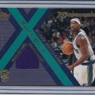 BARON DAVIS HORNETS 2001-02 TOPPS XPECTATIONS WARM UP