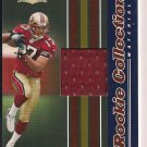BRANDON WILLIAMS 49ERS 2006 THREADS ROOKIE COLLECTION JSY