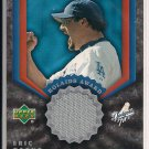 ERIC GAGNE DODGERS 2004 UD AWESOME HONORS JERSEY