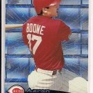 AARON BOONE REDS 1999 PACIFIC PRISM #'D 29/160!