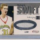 ROBERT SWIFT 2004 SAGE SILVER JERSEY #'D 7/50!