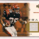 CURTIS KEATON BENGALS 2001 UD OVATION TRAINING GEAR