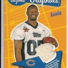 MARK BRADLEY BEARS 2005 TOPPS BAZOOKA ORIGINALS JERSEY