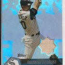 MAGGLIO ORDONEZ WHITE SOX 2004 TOPPS BAT CARD