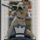 ERIC CHAVEZ 2005 BOWMAN STERLING JERSEY CARD