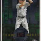 TODD HELTON ROCKIES 2002 DONRUSS PRODUCTION LINE INSERT