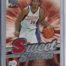 SHAUN LIVINGSTON CLIPPERS 2007-08 UD SWEET STITCHES JERSEY