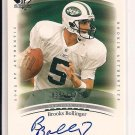 BROOKS BOLLINGER JETS 2003 SP AUTHENTICS RC AUTO