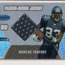 MARCUS TRUFANT SEAHAWKS 2003 BOWMAN'S BEST RC JERSEY