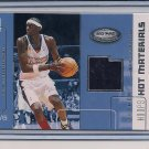 DARIUS MILES CAVALIERS 2002-03 FLEER HOOPS HOT MATERIALS JSY