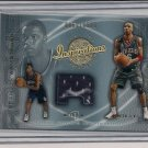 BRANDON ARMSTRONG 2001-02 INSPIRATIONS RC JERSEY