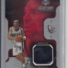 JASON KIDD NETS 2002 UD OVATION AUTHENTICS WARM UPS