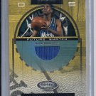JERRYL SASSER MAGIC 2001-02 FLEER HOT PROSPECTS JERSEY