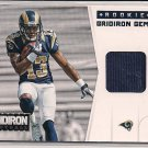 CHRIS GIVENS RAMS 2012 ROOKIE GRIDIRON GEMS JERSEY