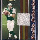 KELEN CLEMENS JETS 2006 THREADS ROOKIE COLLECTION MATERIAL