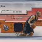 JASON KIDD NETS 2002-03 FLAIR COURT KINGS WARM-UP