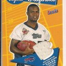 ROSCOE PARRISH BILLS 2005 TOPPS BAZOOKA ORIGINALS JERSEY