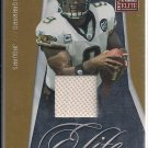 DAVID GARRARD JAGUARS 2009 DONRUSS ELITE JERSEY