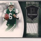 MARK SANCHEZ JETS 2011 PRESTIGE PREFERRED JERSEY CARD
