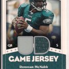 DONOVAN MCNABB EAGLES 2007 UPPER DECK GAME JERSEY