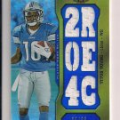 TITUS YOUNG LIONS 2011 TRIPLE THREADS JERSEY #'D 35/36!
