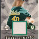 RICH HARDEN 2004 SWEET SPOT SWEET THREADS JERSEY
