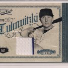 TROY TULOWITZKI ROCKIES 2011 PLAYOFF PRIME CUTS JERSEY